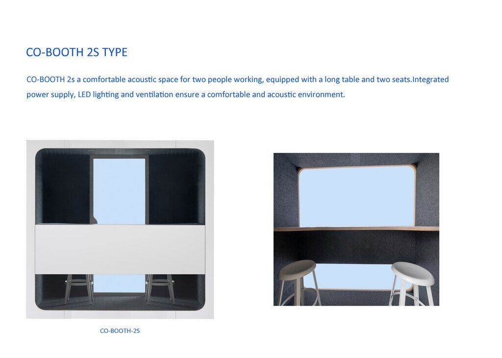 CO-Booth Pod - Products - Offmax